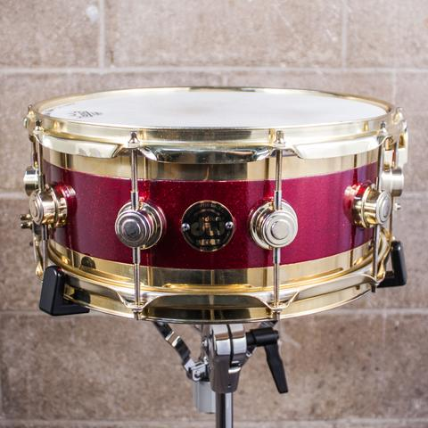 Select Neil Peart-Used Snare Drums Now For Sale