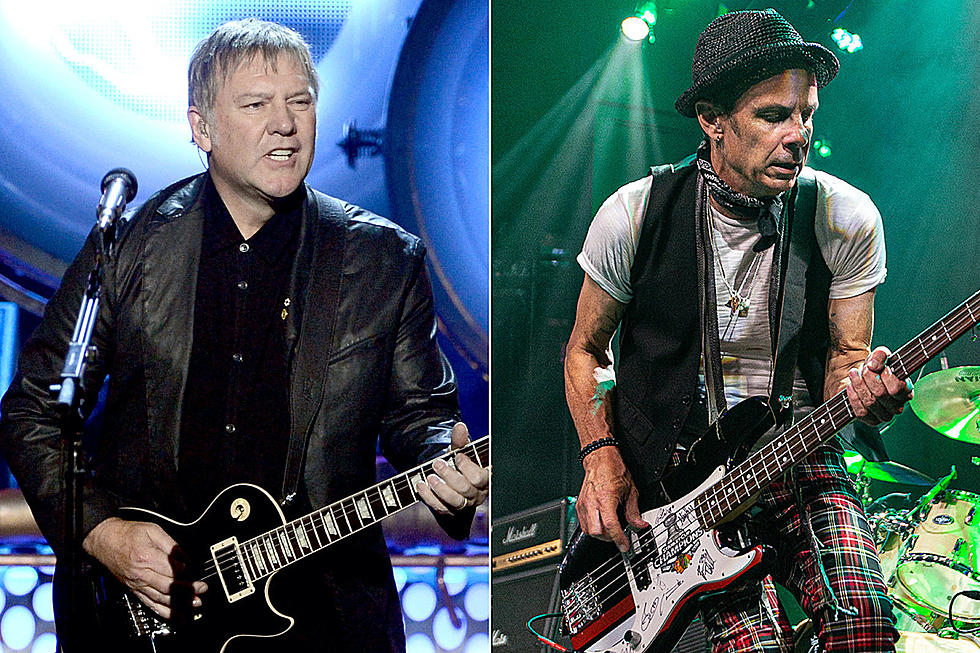 Alex Lifeson Records 10 New Songs for 'Envy of None' Project
