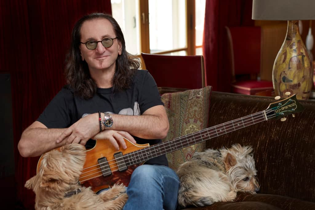 Geddy Lee Celebrates His 68th Birthday Today!