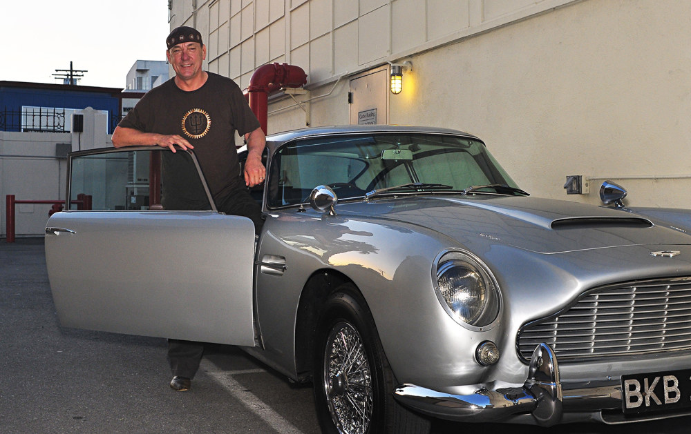 Neil Peart's Classic Car Collection Going Up for Auction this August