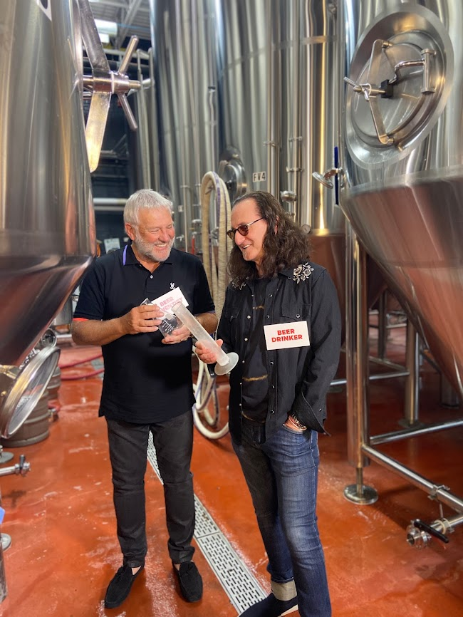 Rush Branded Beer Coming August 30th