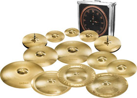 Neil Peart Paragon Complete Cymbal Pack