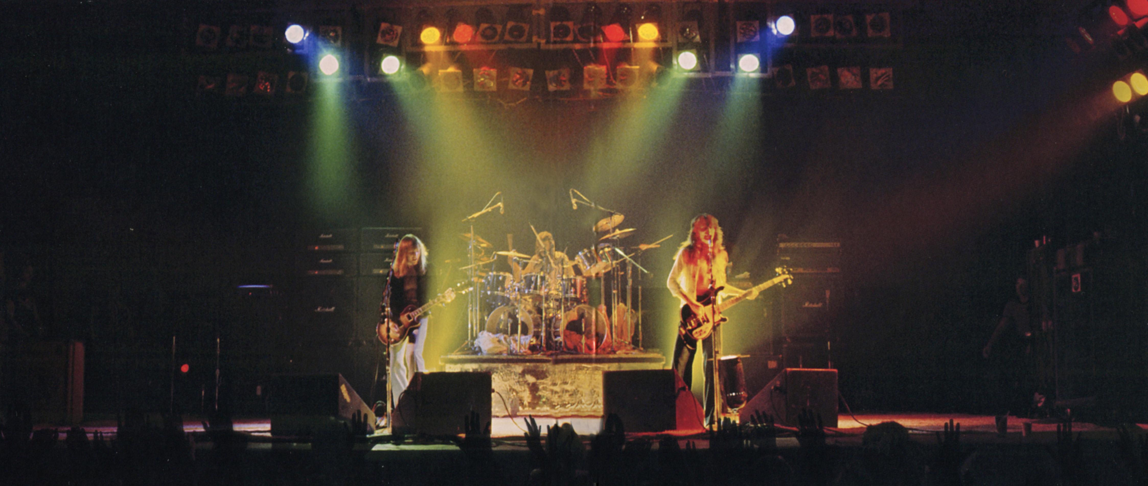 Rush 2112 40th Anniversary Deluxe Edition Album Artwork
