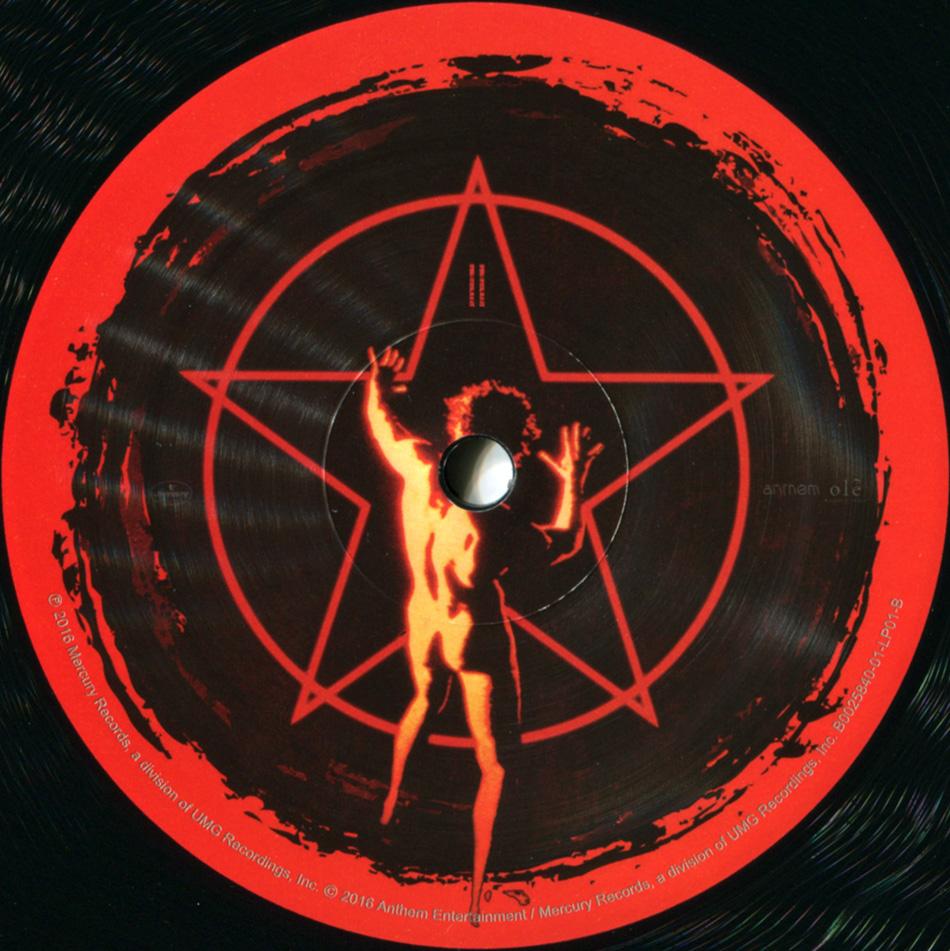Rush 2112 40th anniversary deluxe edition album artwork - Rush album art ...