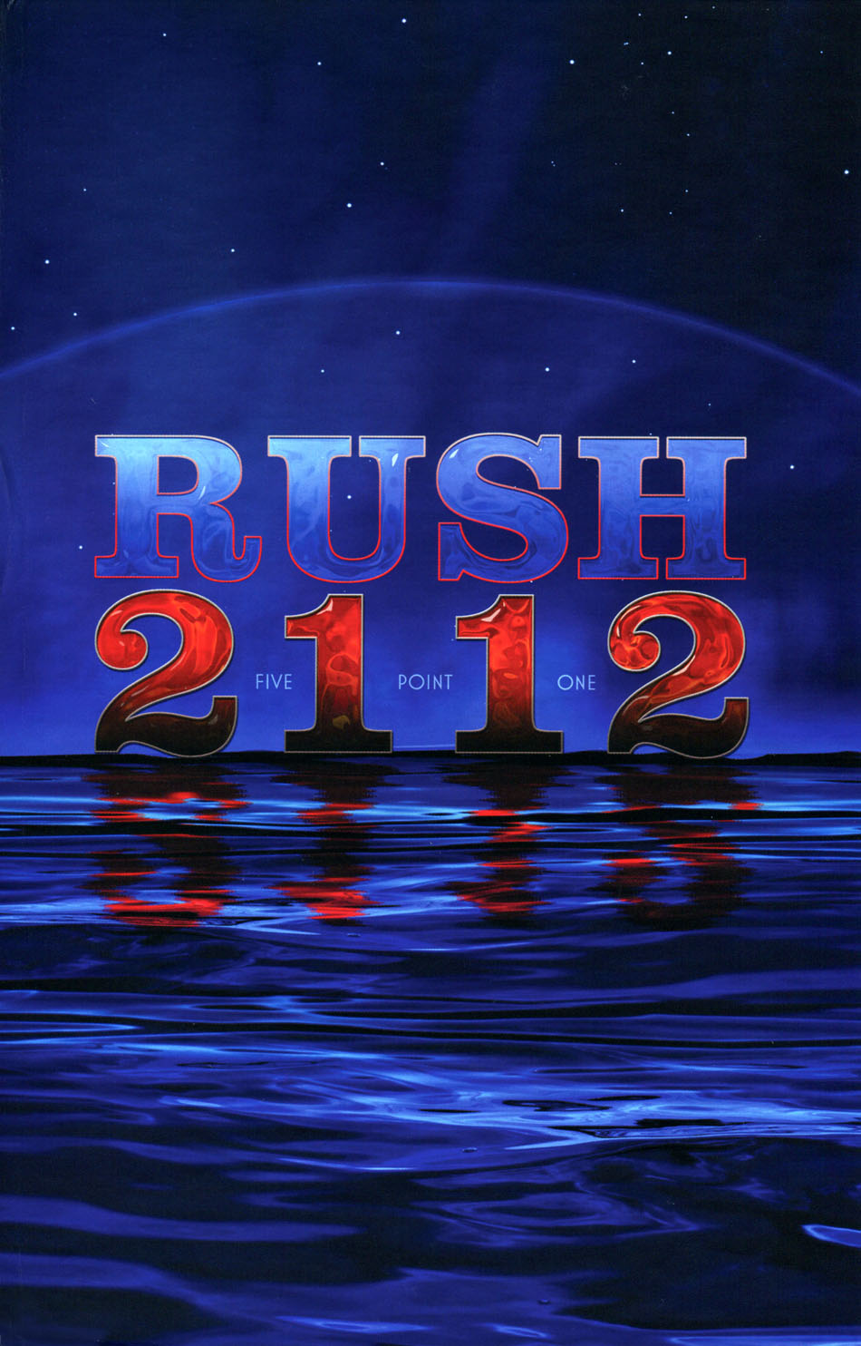 rush  2112 deluxe edition in 5 1 surround sound