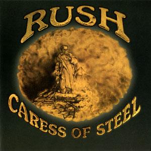 Rush caress of steel album lyrics and liner notes - Rush album covers ...