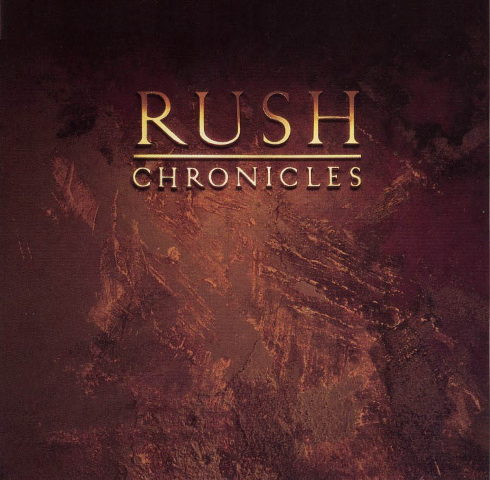rush chronicles 2 disc cd 2112 overture closer to the heart tom sawyer 042283893627 ebay. Black Bedroom Furniture Sets. Home Design Ideas