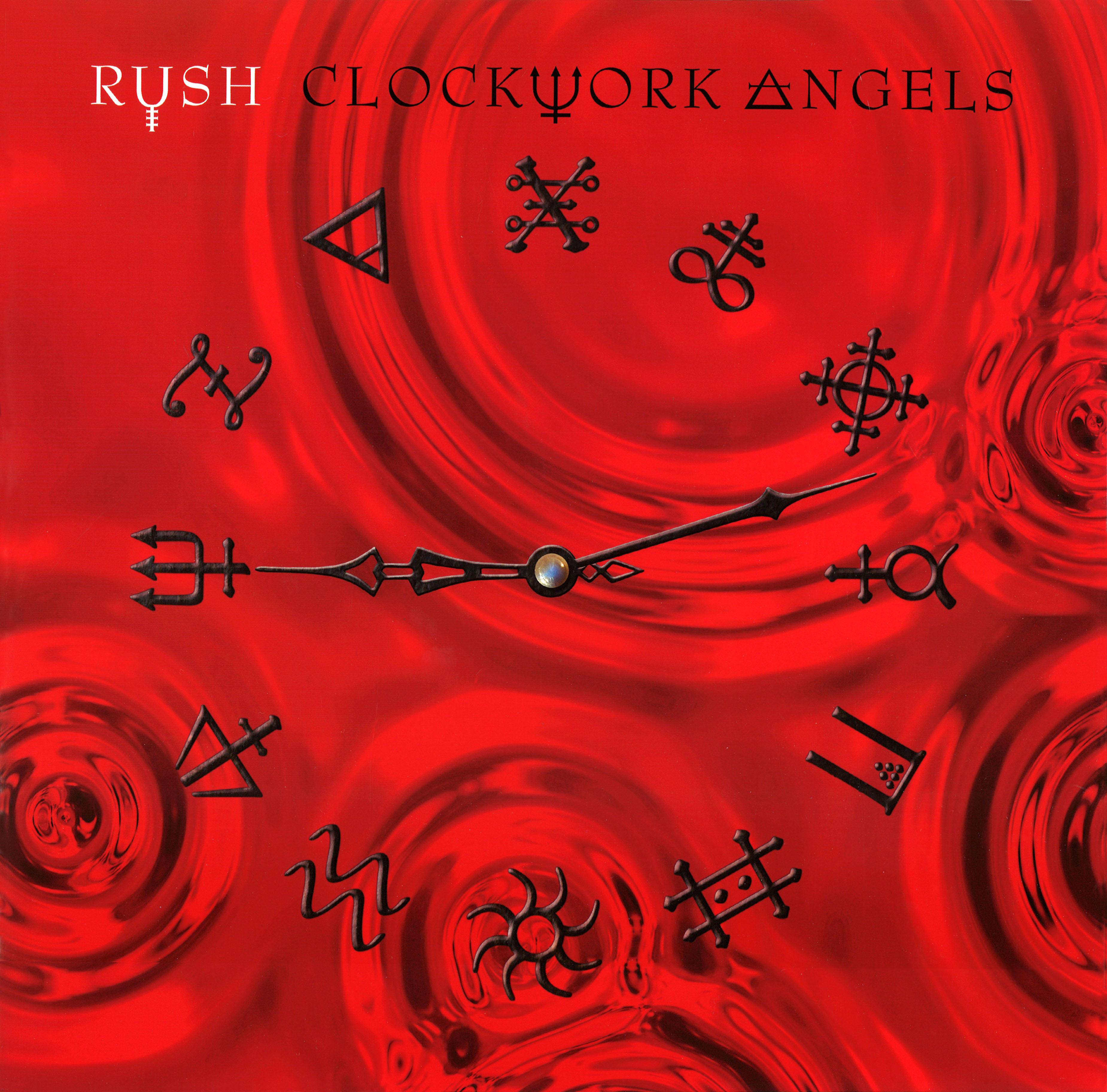 Clockwork Angels By Rush [Album Review]   Rush Clockwork Angels Graphics