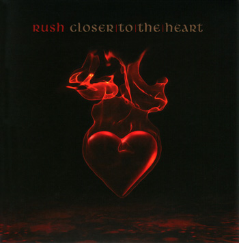 Rush to Release Closer to Heart - Madrigal Vinyl for Record Store Day Black Friday Event