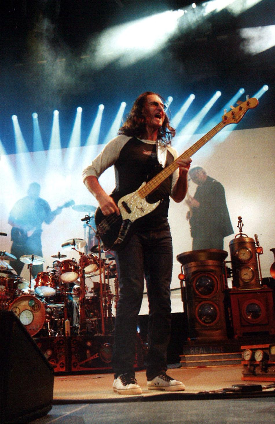 Rush Moving Pictures Live 2011 Album Artwork