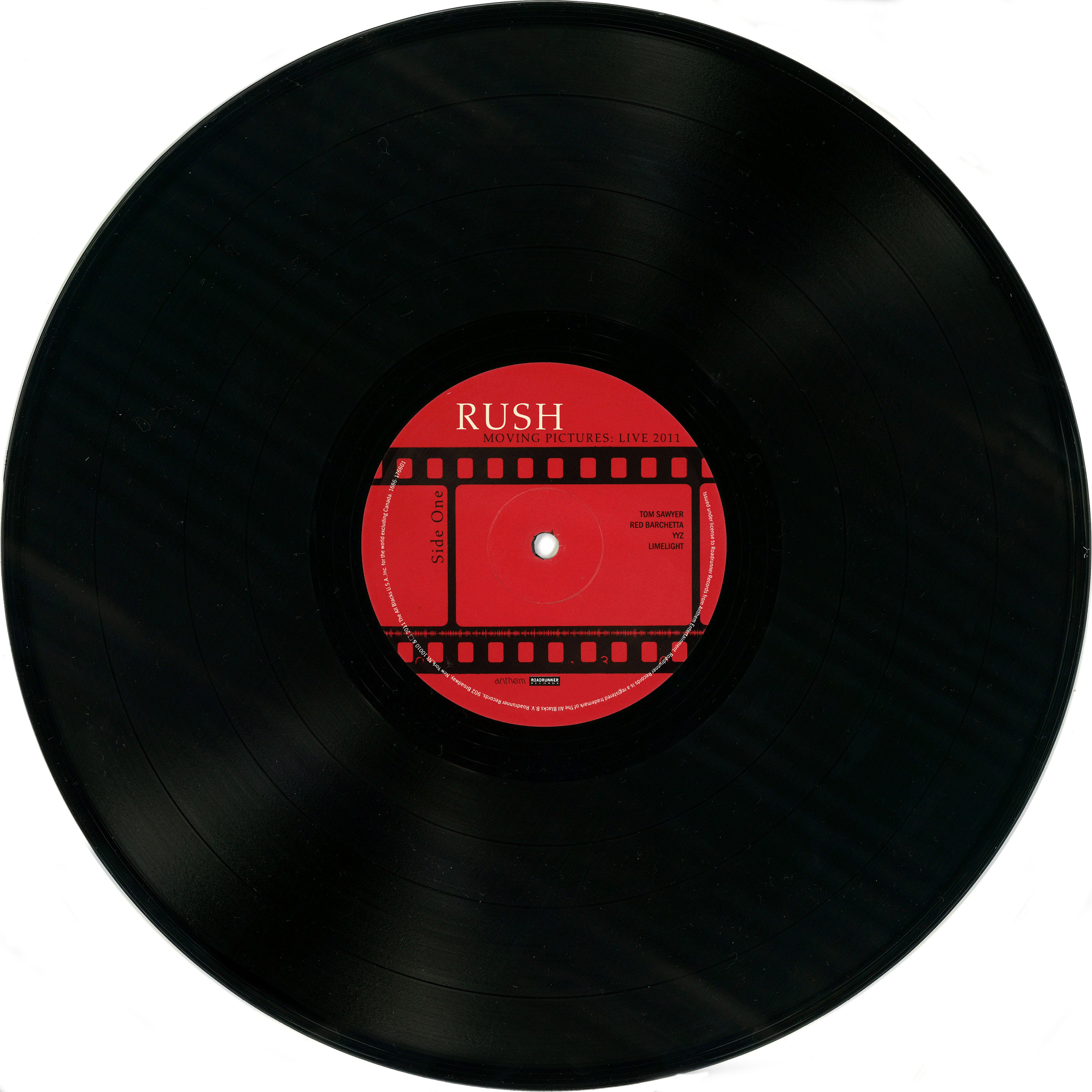 rush moving pictures live 2011 album artwork. Black Bedroom Furniture Sets. Home Design Ideas