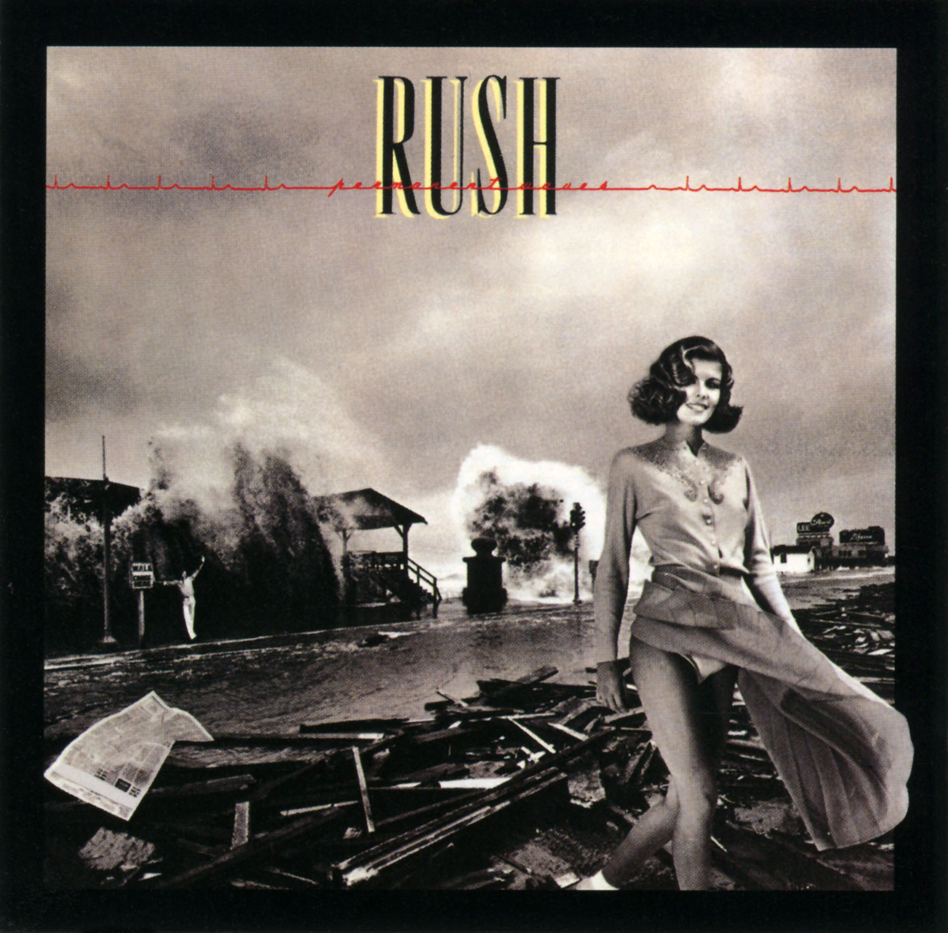 Albums: Rush: Permanent Waves