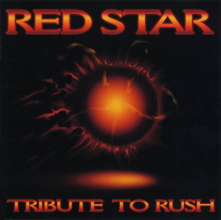 Red star tribute to rush album artwork - Rush album art ...