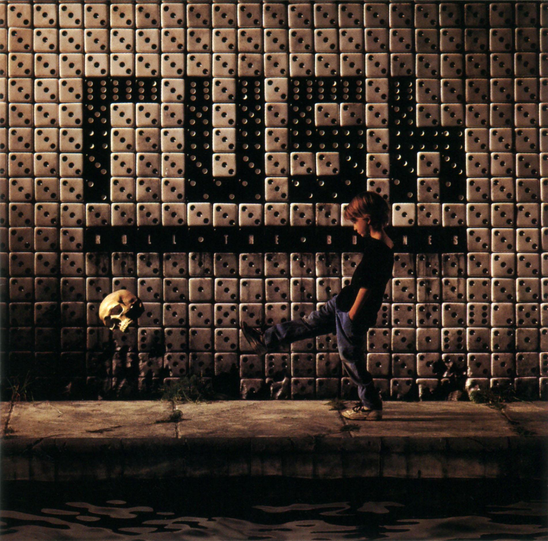 Rush 39 roll the bones 39 album review - Rush album covers ...