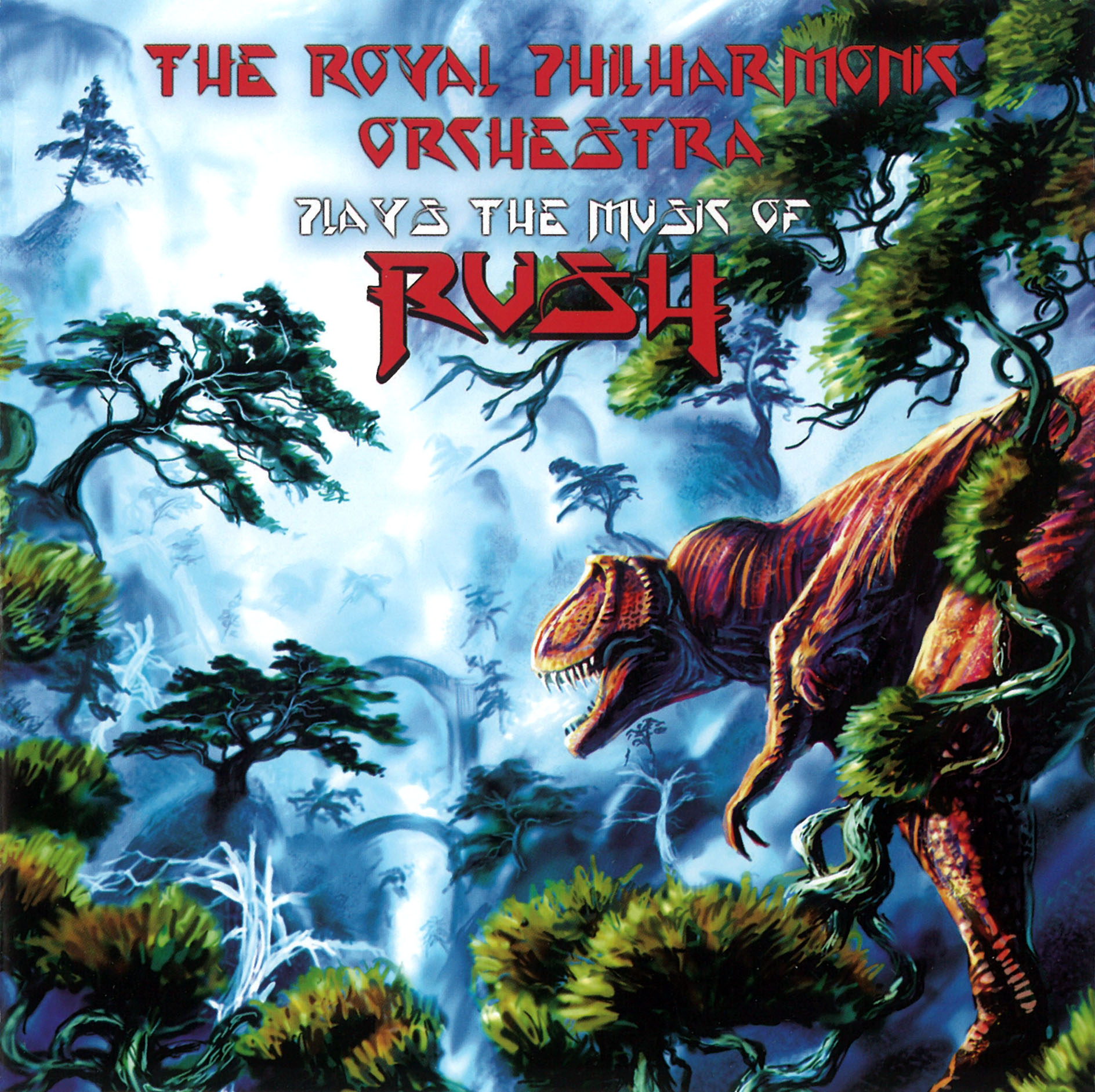 The Royal Philharmonic Orchestra Goes To The Bathroom: The Royal Philharmonics Orchestra Plays The Music Of Rush