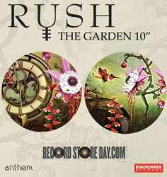 Rush: The Garden Single
