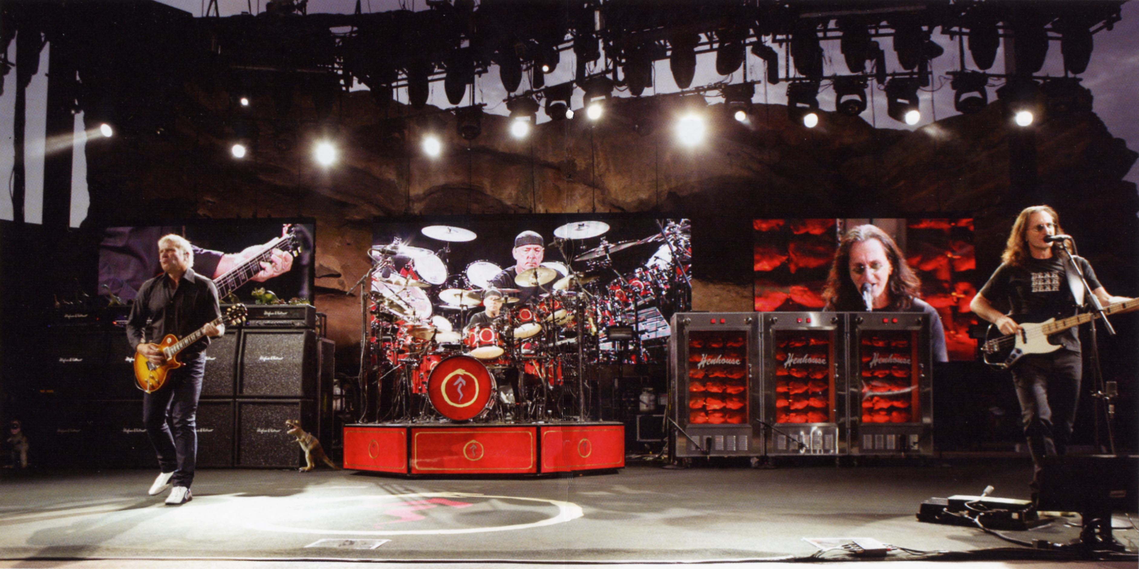 Rush Natural Science Live