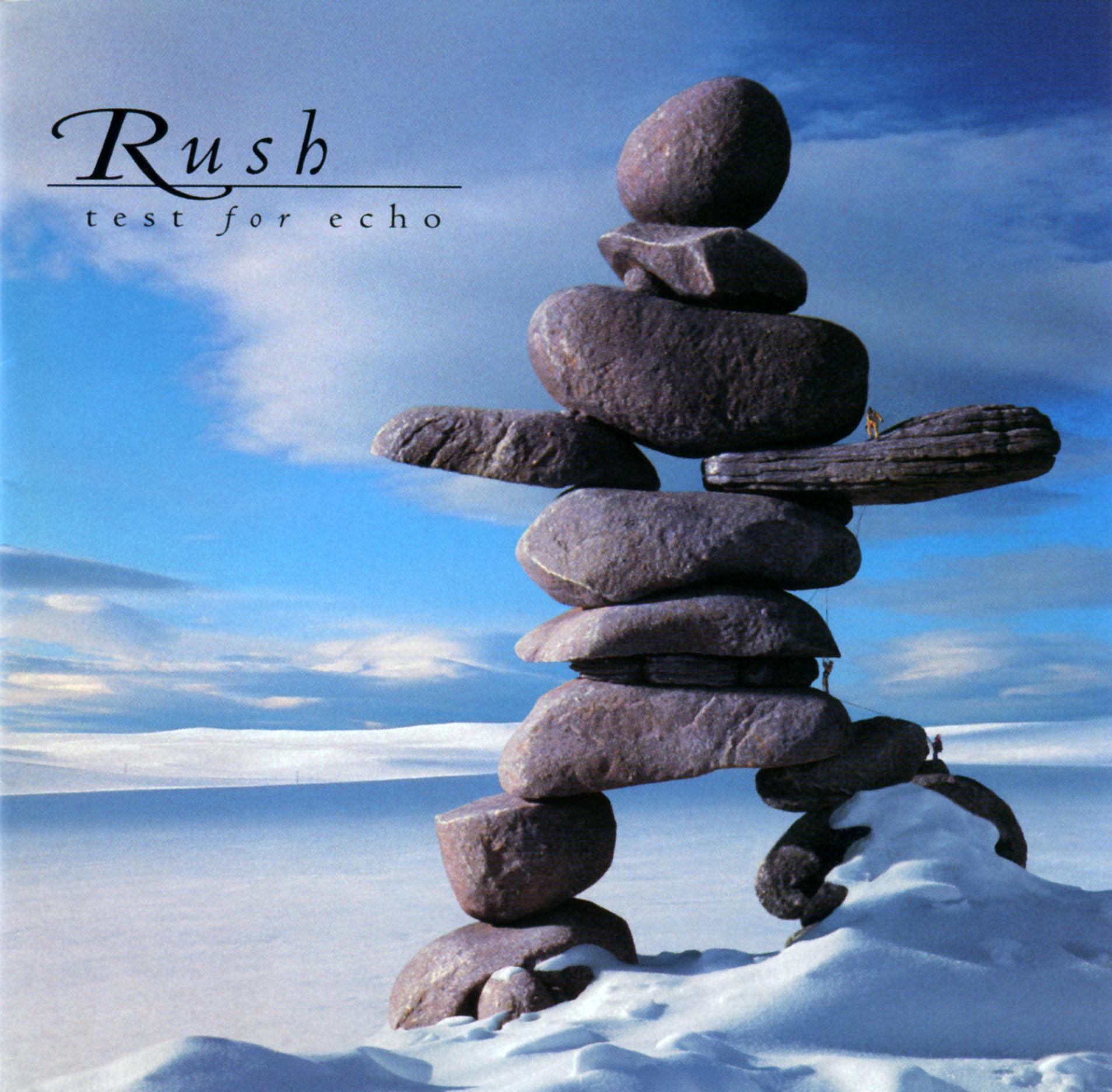 Rush 39 test for echo 39 album review - Rush album covers ...