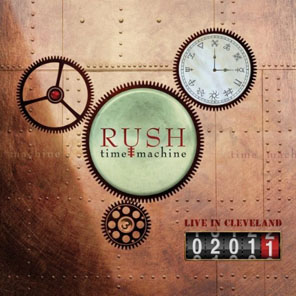 Rush's Time Machine 2011: Live in Cleveland Coming to Vinyl This June