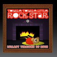 Twinkle Twinkle Little Rock Star: Rush Lullabies