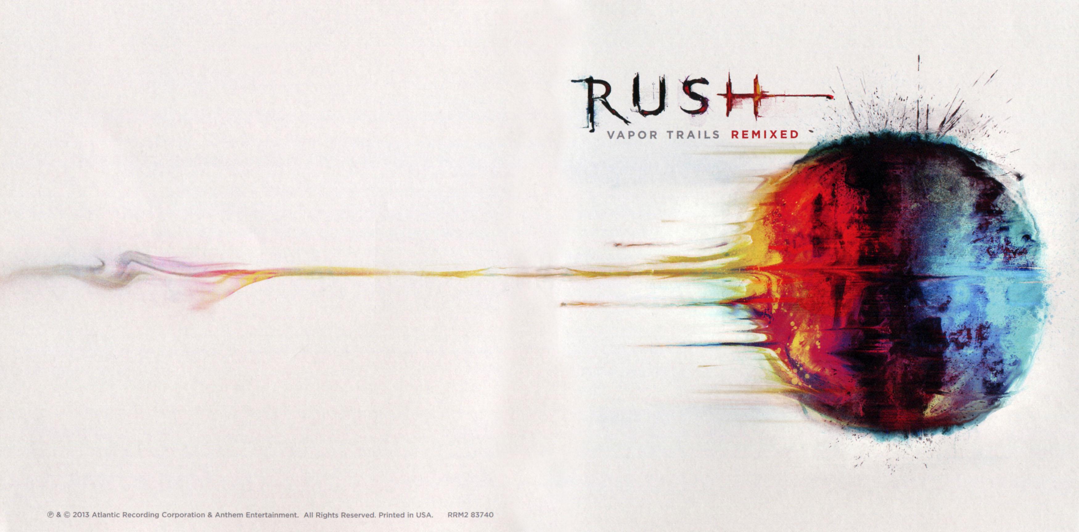 rush vapor trails