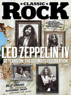 Geddy Lee talks Led Zeppelin IV in new Classic Rock interview