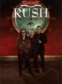 Classic Rock Presents Rush: Clockwork Angels Special Edition