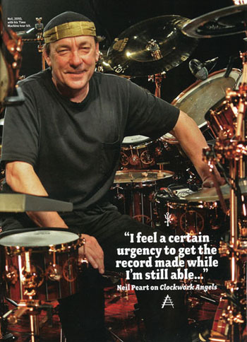 neil peart essays A different kind of progressive not been significantly influenced by the libertarian lyrics of neil peart of good point in his controversial essay.