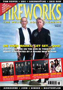 Alex Lifeson Hints at R40 Tour in New Fireworks Magazine Interview