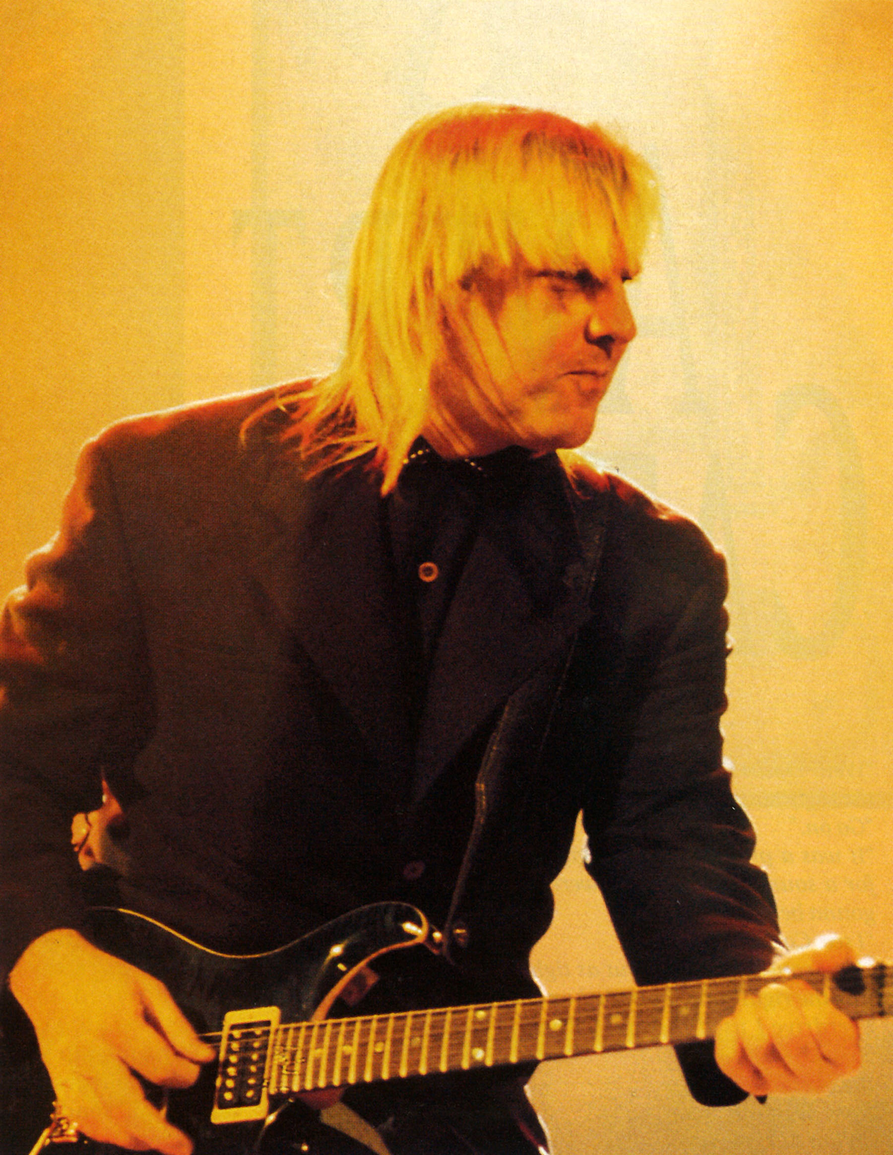 Back to the Stack: Alex Lifeson Rediscovers the Joy of ...