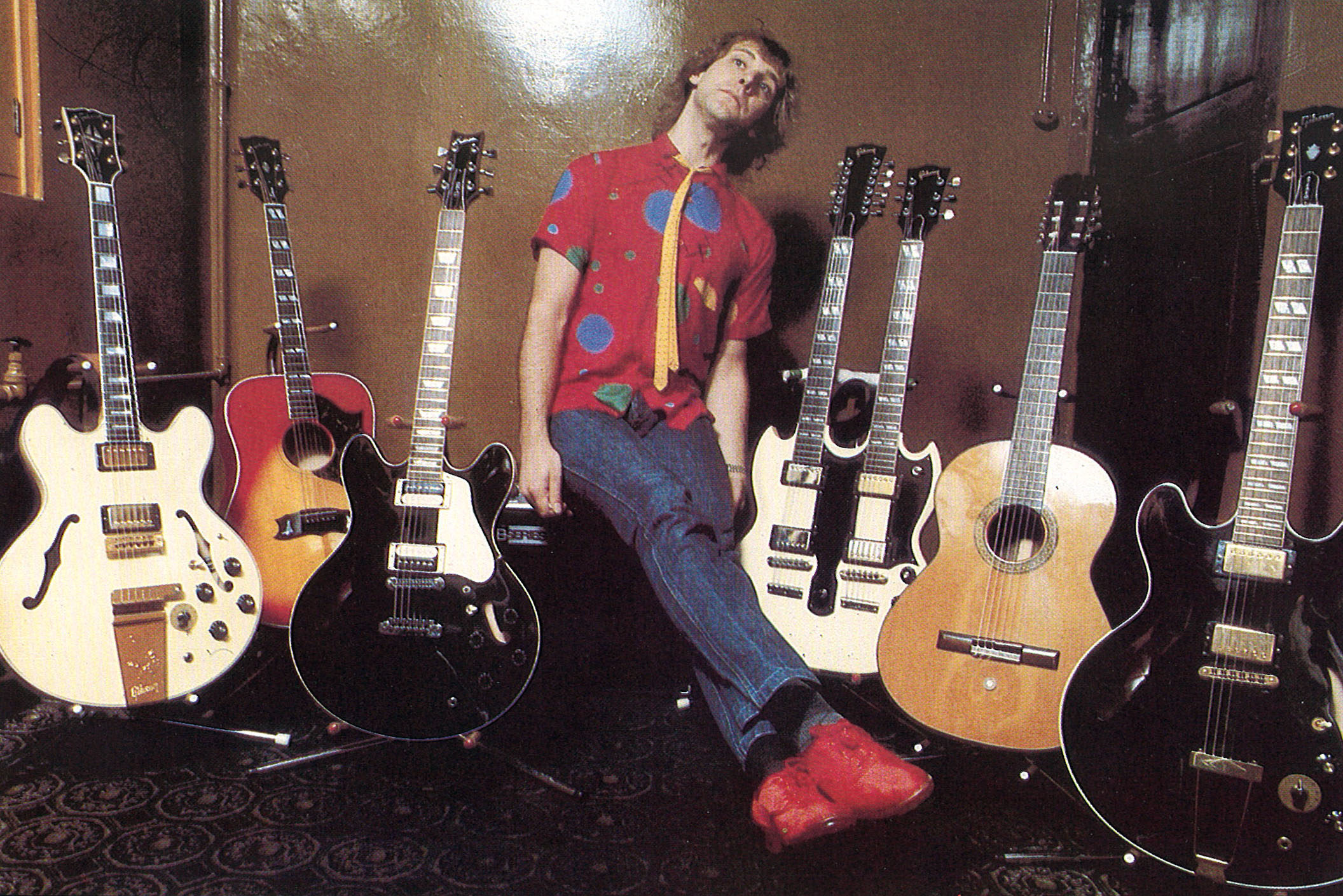 Alex Lifeson The Making Of A Killer Sound Guitar World