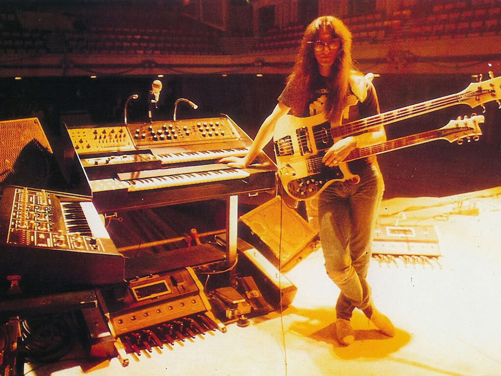 Finding my RUSH ::: the topic Keyboard-09.1984-2