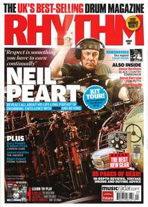 Rhythm Magazine - August 2011