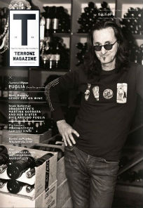 In Conversation with Geddy Lee - Terroni Magazine #6 July 2014