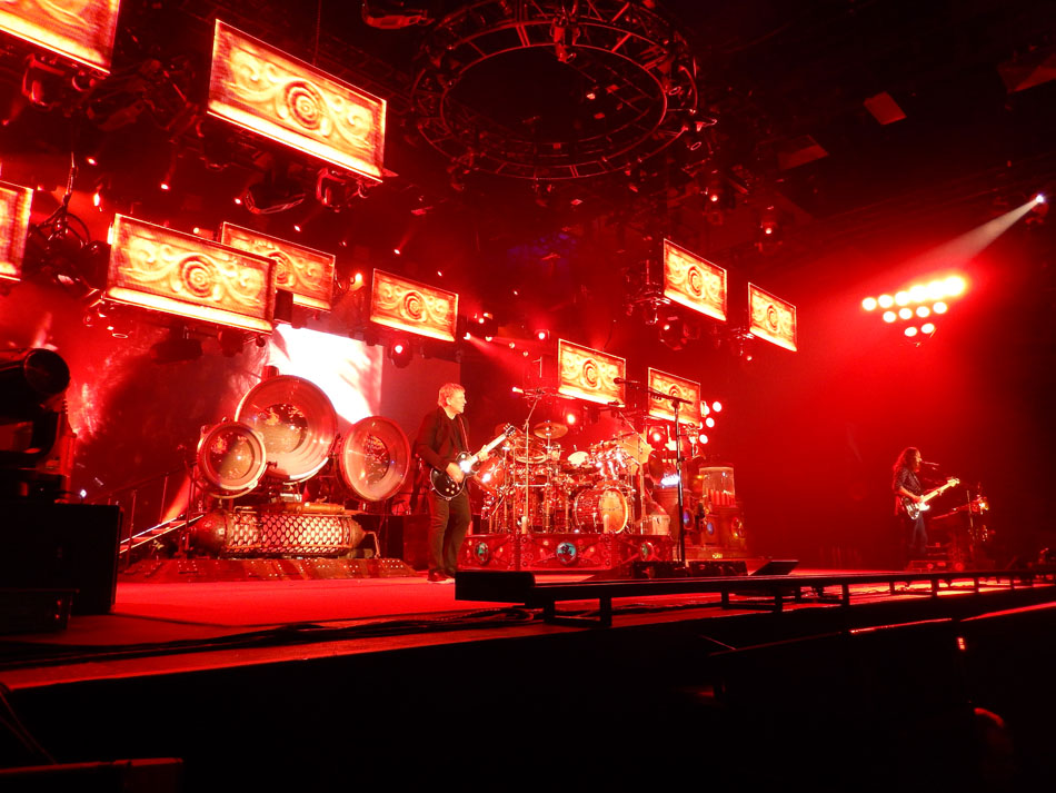 "Rush ""Clockwork Angels"" Tour Pictures"
