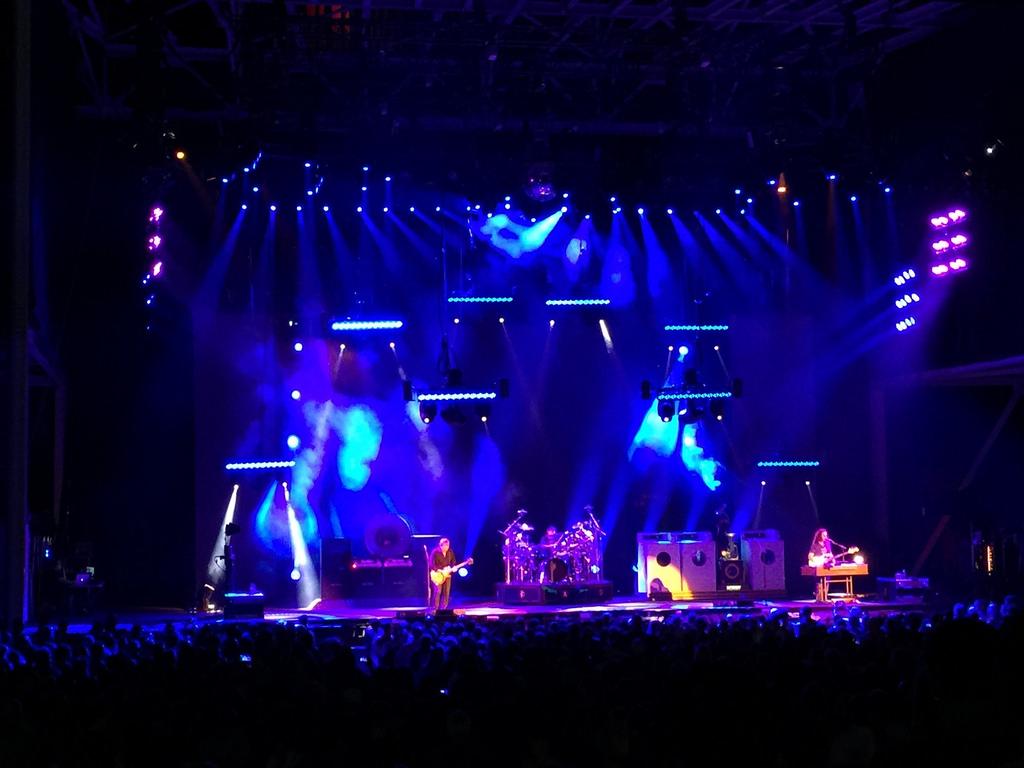 Rush Live Wallpaper Rush 'r40 Live 40th