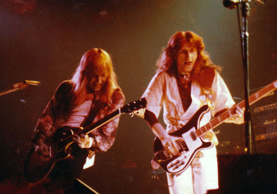 "Rush ""2112"" Tour Pictures - Riviera Theater	Chicago, Illinois - May 28th, 1976"