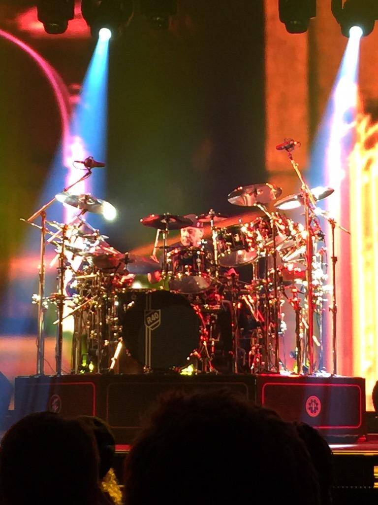 Rush Quot R40 Live 40th Anniversary Quot Tour Pictures American