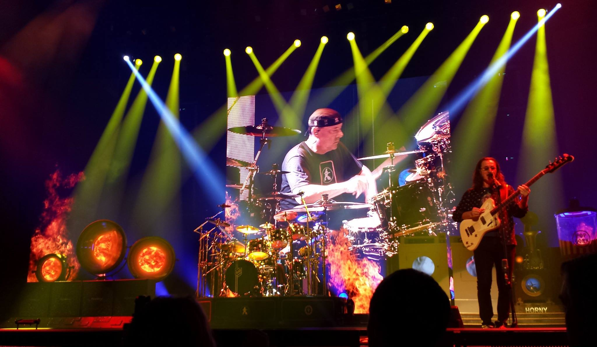 """Rush """"R40 Live 40th Anniversary"""" Tour Pictures - Toyota ..."""