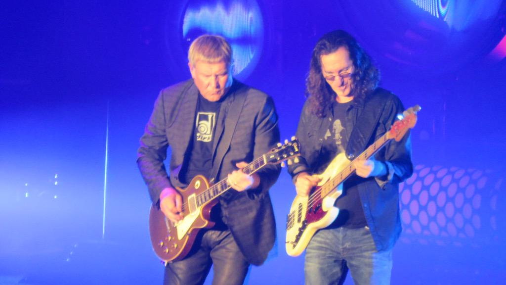 Geddy Lee and Alex Lifeson May Form