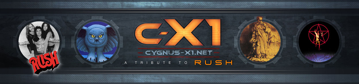 The *NEW* Cygnus-X1.Net: A Tribute to Rush Website Layout