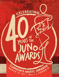 40th Annual Juno Awards