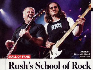 Rush's School of Rock