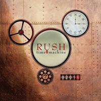 Rush Time Machine Tour Book