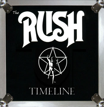 The Rush Timeline