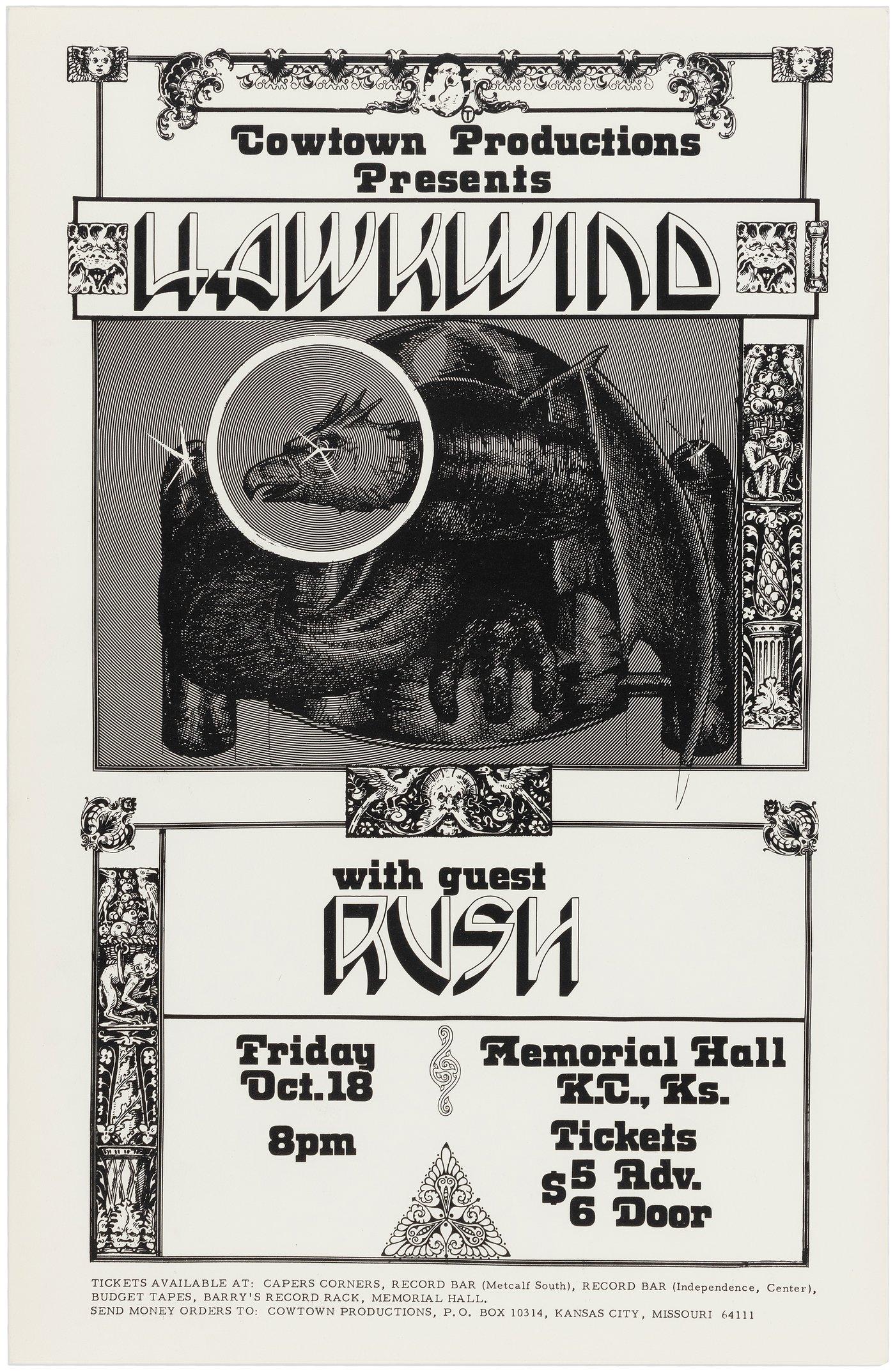 RAUDO: los discos de RUSH de peor a mejor - Página 2 1974-10-18