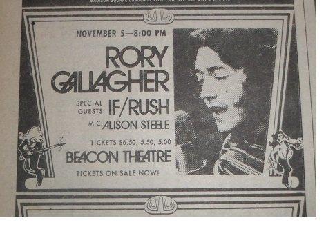 RAUDO: los discos de RUSH de peor a mejor - Página 2 1974-11-05