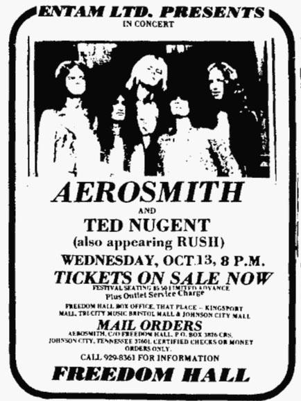 RAUDO: los discos de RUSH de peor a mejor - Página 5 1975-10-13