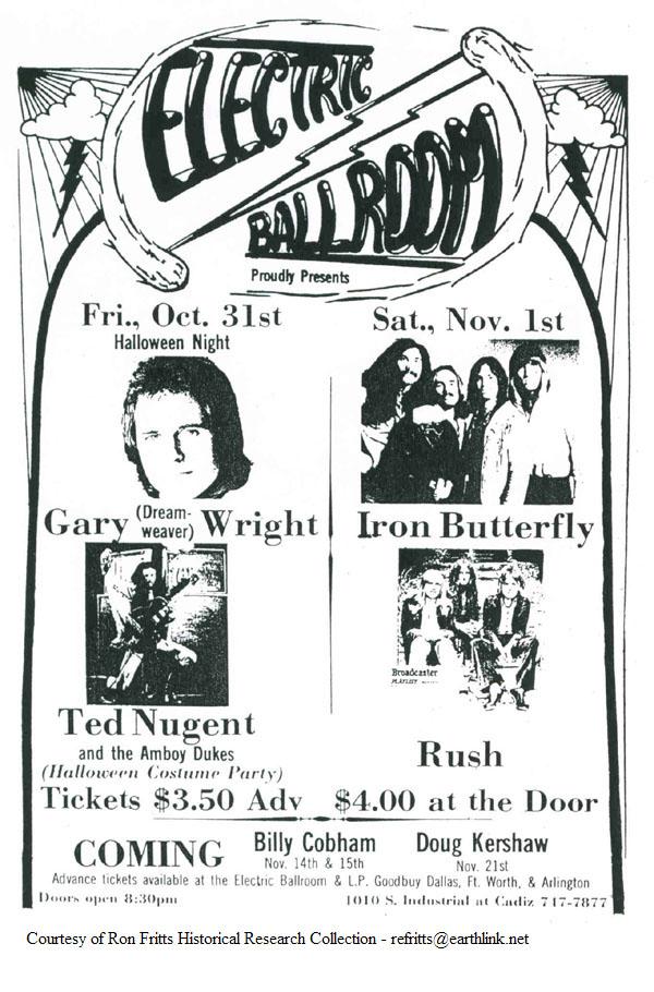 RAUDO: los discos de RUSH de peor a mejor - Página 5 1975-11-01