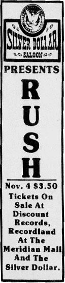 RAUDO: los discos de RUSH de peor a mejor - Página 5 1975-11-04-2